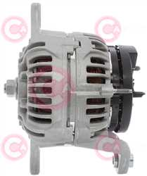 CAL10753 SIDE BOSCH Type 24V 120Amp