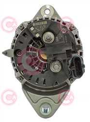 CAL10755 BACK BOSCH Type 24V 150Amp PR8