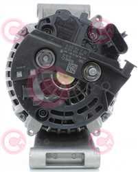 CAL10765 BACK BOSCH Type 24V 100Amp PR8