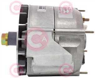 CAL10775 SIDE BOSCH Type 24V 80Amp