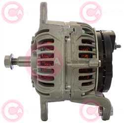 CAL10784 SIDE BOSCH Type 24V 120Amp