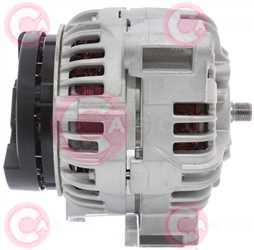 CAL10A01 SIDE BOSCH Type 12V 240Amp
