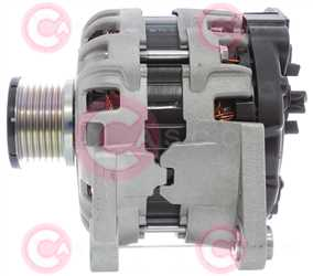CAL10A03 SIDE BOSCH Type 12V 110Amp PR7