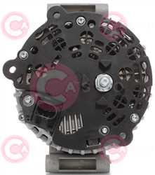 CAL10A13 BACK BOSCH Type 12V 180Amp PFR6
