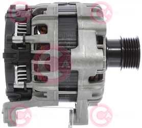 CAL10A21 SIDE BOSCH Type 12V 180Amp PR6