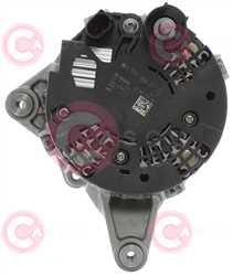 CAL10A29 BACK BOSCH Type 12V 150Amp PFR6