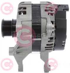CAL10A29 SIDE BOSCH Type 12V 150Amp PFR6