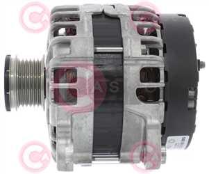 CAL10A30 SIDE BOSCH Type 12V 180Amp PFR6