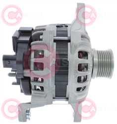 CAL10A40 SIDE BOSCH Type 12V 150Amp PR7