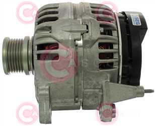 CAL10A52 SIDE BOSCH Type 12V 140Amp PFR6