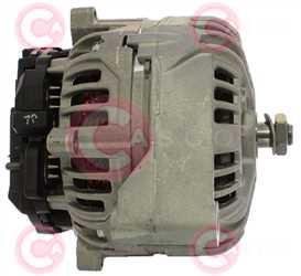CAL10A55 SIDE BOSCH Type 12V 150Amp