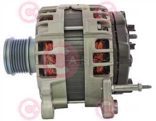 CAL10A64 SIDE BOSCH Type 12V 140Amp PFR6