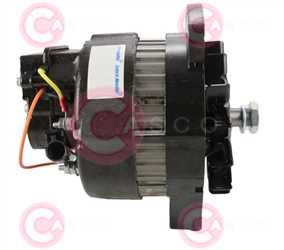 CAL11124 SIDE PRESTOLITE Type 12V 65Amp