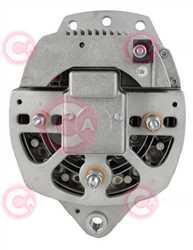 CAL11635 BACK PRESTOLITE Type 24V 150Amp