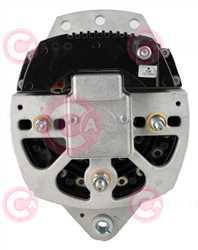 CAL11636 BACK PRESTOLITE Type 24V 150Amp