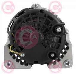 CAL12119 BACK DELPHI Type 12V 105Amp PR6