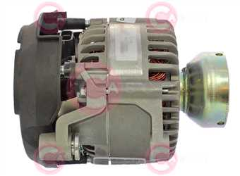 CAL14111 SIDE FORD Type 12V 124Amp