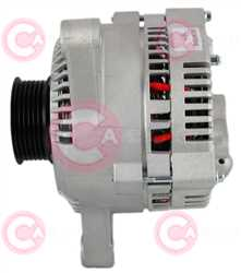 CAL14112 SIDE FORD Type 12V 130Amp PR6