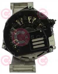 CAL14127 BACK FORD Type 12V 130Amp PFR6