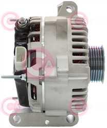 CAL14128 SIDE FORD Type 12V 130Amp PR6