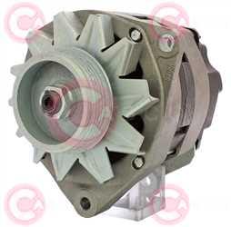 CAL15001 FRONT VALEO Type 12V 110Amp PR5
