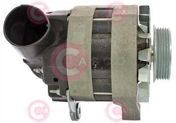 CAL15001 SIDE VALEO Type 12V 110Amp PR5