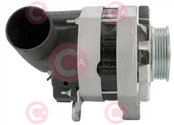 CAL15002 SIDE VALEO Type 12V 90Amp PR5