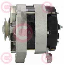 CAL15005 SIDE VALEO Type 12V 70Amp PV1