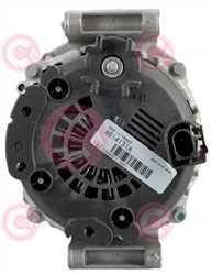 CAL15006 BACK VALEO Type 12V 180Amp PFR6
