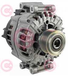 CAL15006 FRONT VALEO Type 12V 180Amp PFR6
