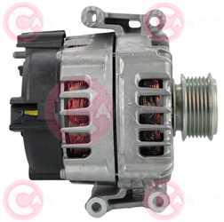CAL15006 SIDE VALEO Type 12V 180Amp PFR6