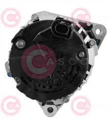 CAL15012 BACK VALEO Type 12V 120Amp PR6
