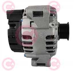 CAL15012 SIDE VALEO Type 12V 120Amp PR6