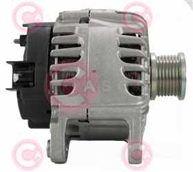 CAL15017 SIDE VALEO Type 12V 150Amp PFR7