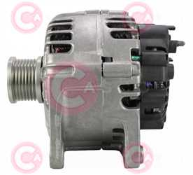 CAL15019 SIDE VALEO Type 12V 150Amp PFR7