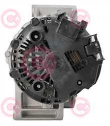 CAL15020 BACK VALEO Type 12V 120Amp PFR6