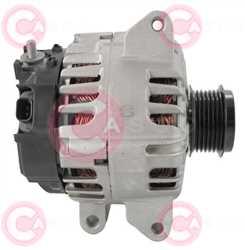 CAL15020 SIDE VALEO Type 12V 120Amp PFR6