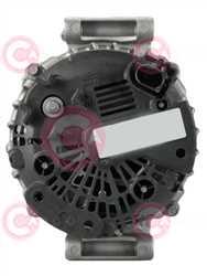 CAL15023 BACK VALEO Type 12V 180Amp PFR6
