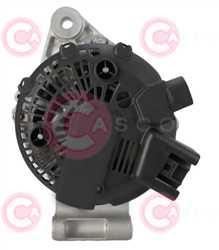 CAL15028 BACK VALEO Type 12V 105Amp PR6