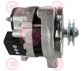 CAL15029 SIDE VALEO Type 12V 40Amp PV1
