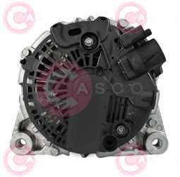 CAL15030 BACK VALEO Type 12V 180Amp PFR6