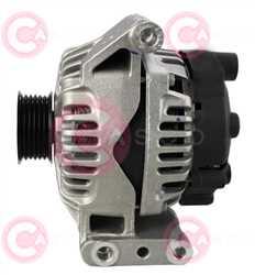 CAL15033 SIDE VALEO Type 12V 120Amp PR6