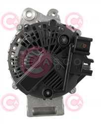 CAL15035 BACK VALEO Type 12V 150Amp PFR6