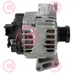 CAL15035 SIDE VALEO Type 12V 150Amp PFR6