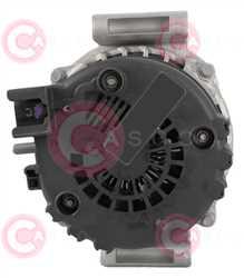 CAL15036 BACK VALEO Type 12V 180Amp PFR7
