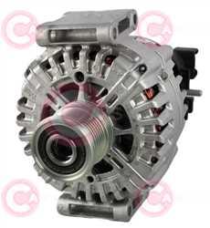 CAL15036 FRONT VALEO Type 12V 180Amp PFR7