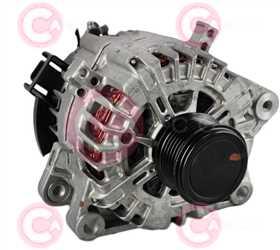 CAL15040 FRONT VALEO Type 12V 220Amp