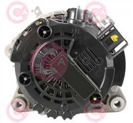CAL15042 BACK VALEO Type 12V 240Amp