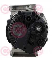 CAL15043 BACK VALEO Type 12V 140Amp PR6