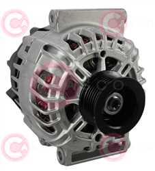 CAL15043 FRONT VALEO Type 12V 140Amp PR6